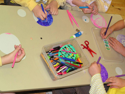 Picture of Children's Craftwork